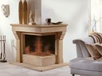 Weitere Vorteile von Kaminkassetten gegenüber einem offenen Feuer liegen auch in der Wärmeleistung und im Komfort